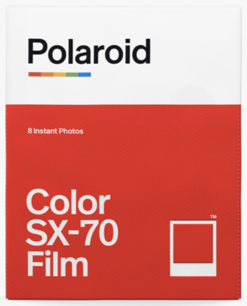 Polaroid SX-70 film